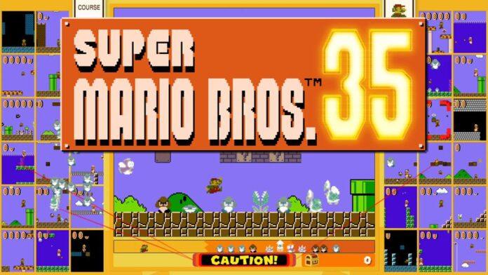 Super Mario 35. yıl