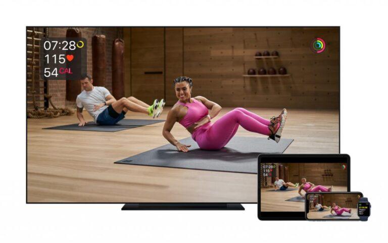 Apple Fitness + tanıtıldı! Apple ile formda kalın!