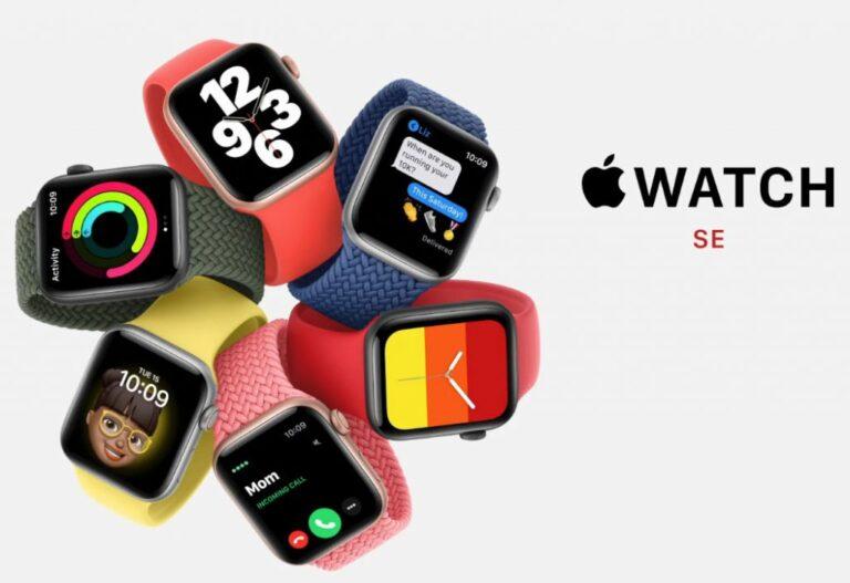 Apple Watch SE uygun fiyatı ile geldi