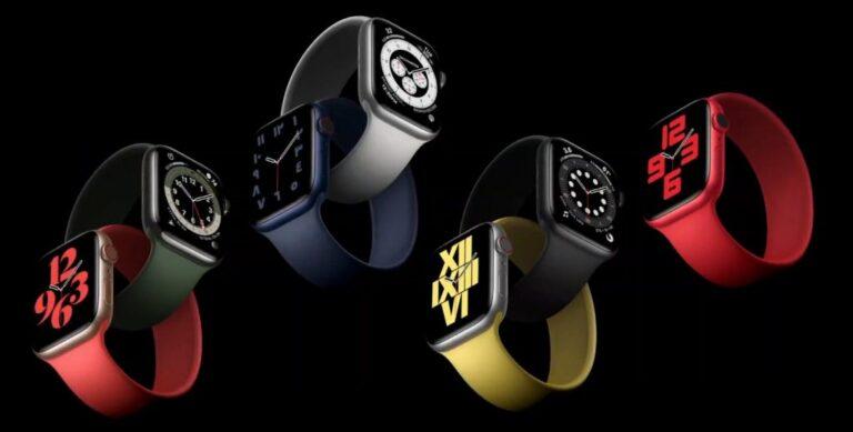 Apple Watch Series 6 tanıtıldı! İşte özellikleri!