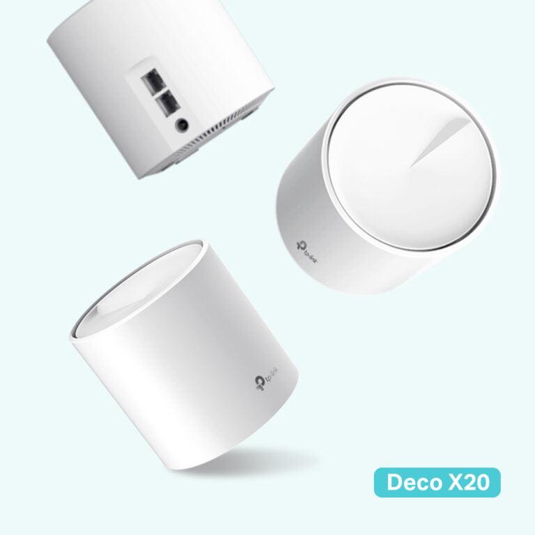 TP-Link Deco X20 ve Deco X60 neler sunuyor?