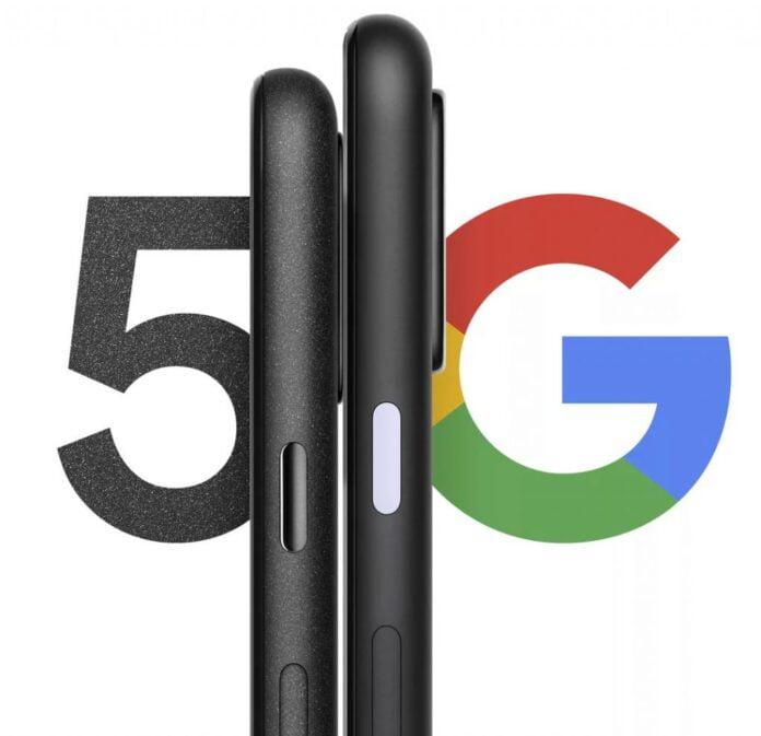 Google Pixel 5 özellikleri