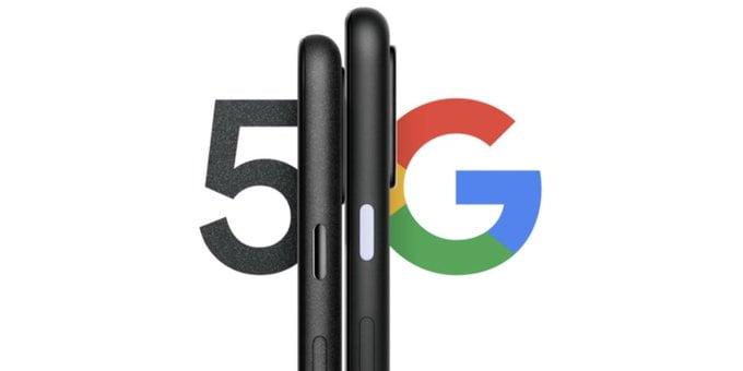 Google Pixel 5 ekranı gövdeden ayrılıyor!