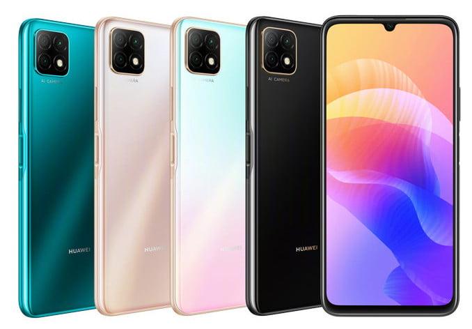 Huawei Enjoy 20 tanıtıldı! İşte özellikleri!