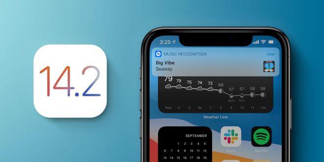 iOS 14.2 Beta