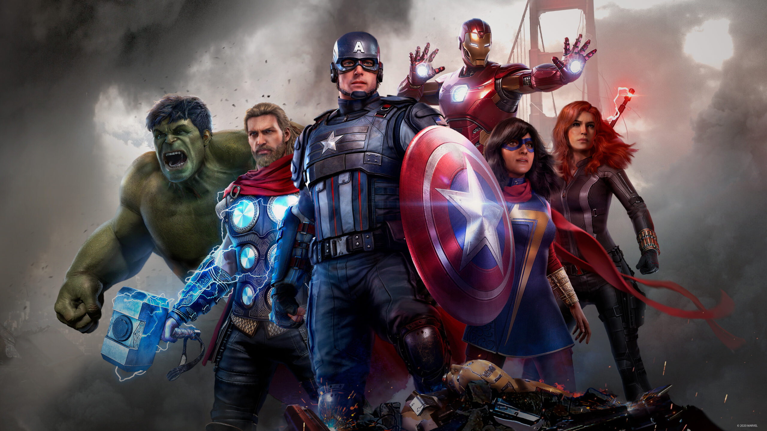 Marvels Avengers İnceleme