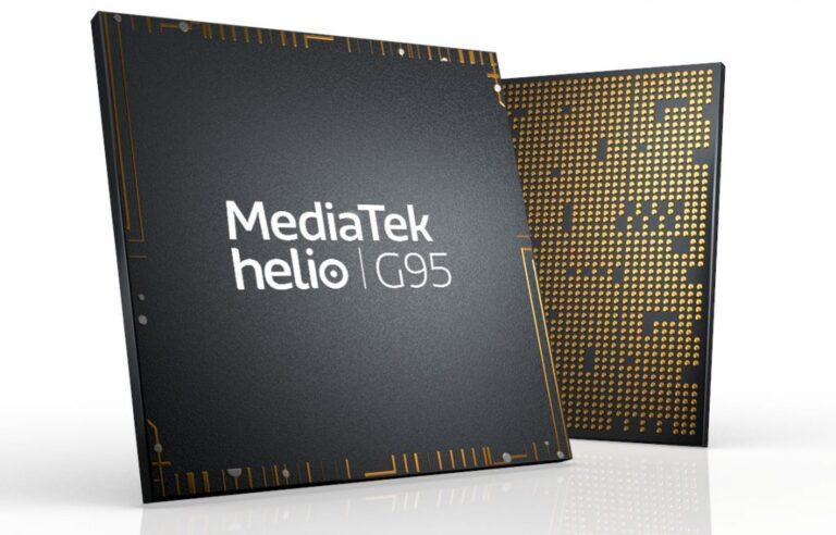 MediaTek Helio G95 tanıtıldı! Tam bir oyun canavarı!