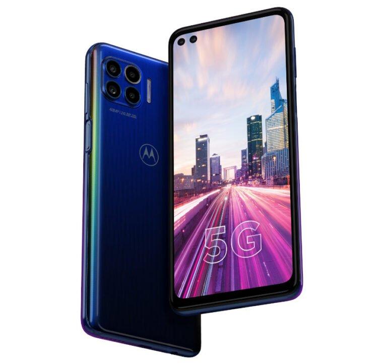 Dört kameralı Motorola One 5G tanıtıldı!
