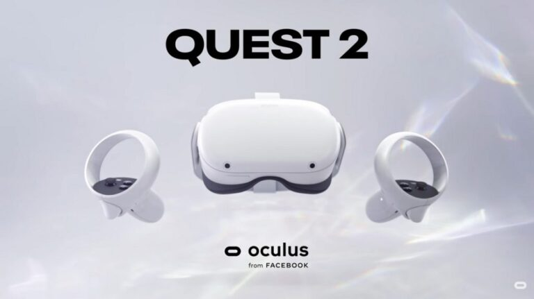 Oculus Quest 2 tanıtıldı! VR çağ atlıyor!
