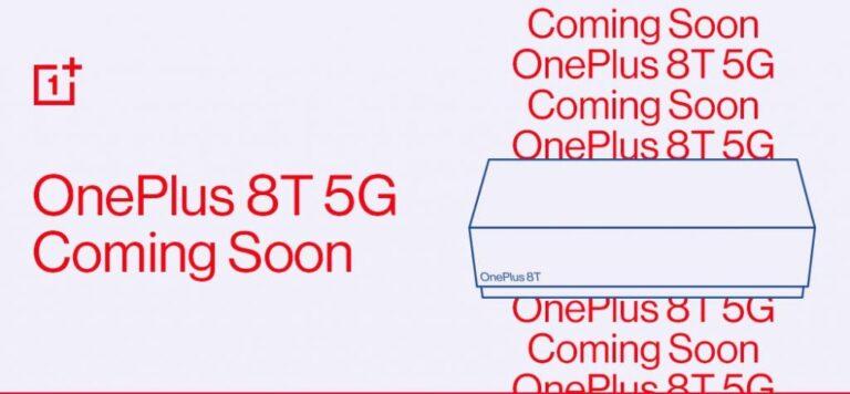 OnePlus 8T Iron Man ile duyuruldu!