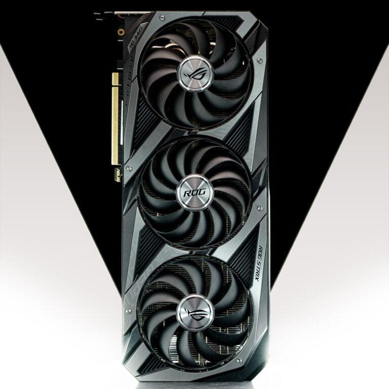 Asus ROG Strix GeForce RTX 30 serisi tanıtıldı!