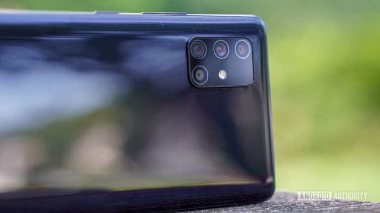Samsung Galaxy A72 kamera sayısı yok artık dedirtecek!