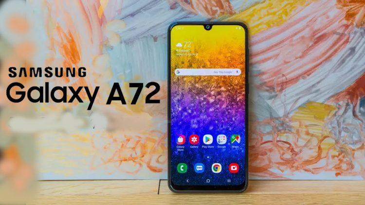 Samsung Galaxy A72 kamera sayısı