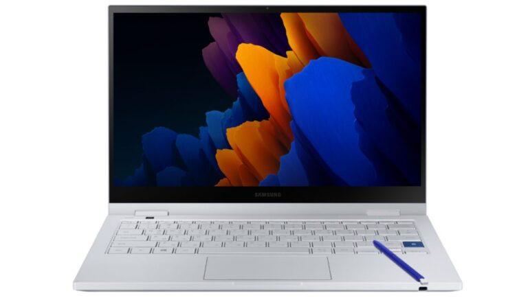 Galaxy Book Flex 5G 11. Nesil Intel işlemci ile geldi!