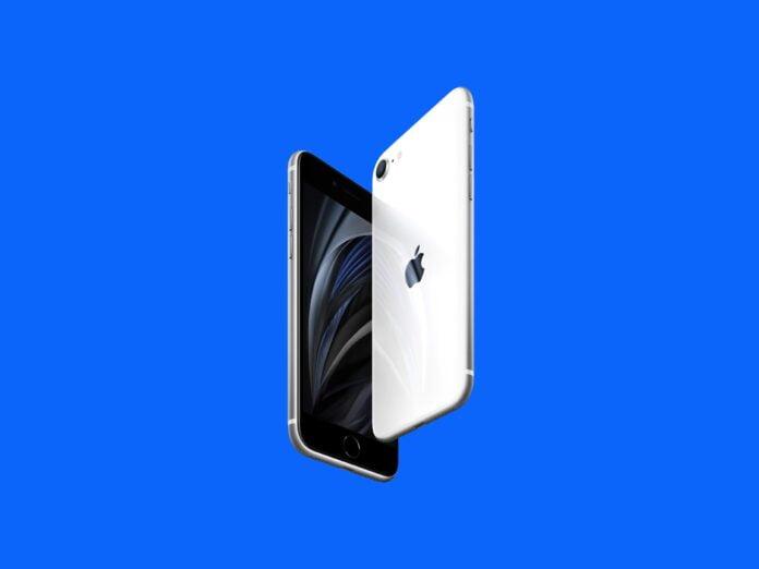 iPhone'un arkası dokunmatik
