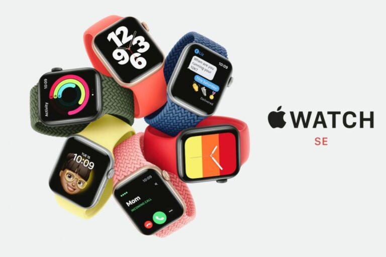 Apple Watch SE tanıtıldı! İşte uygun fiyatlı Apple Watch