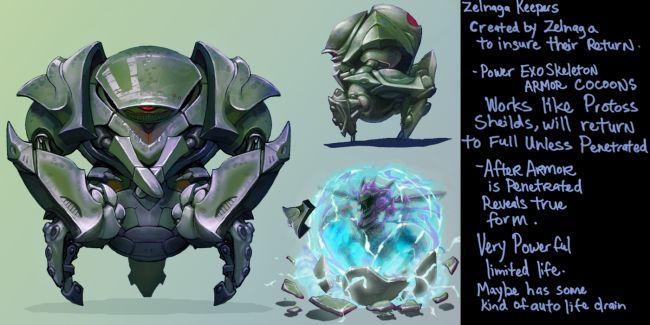 Blizzard StarCraft 2 için yeni görüntüler yayınladı