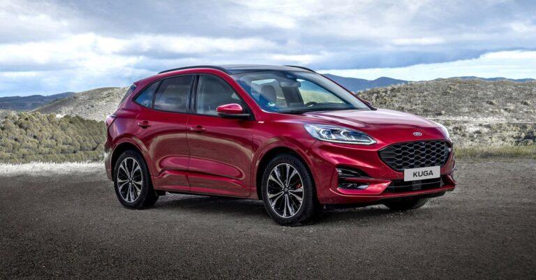 Yeni Ford Kuga 'nın fiyatı 1 milyon TL'ye kadar uzanıyor