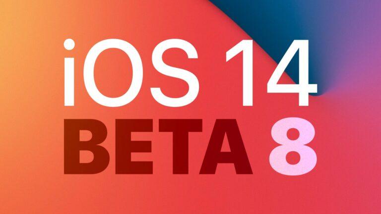 iOS 14 Public Beta 8 yayınlandı! Finale az kaldı!
