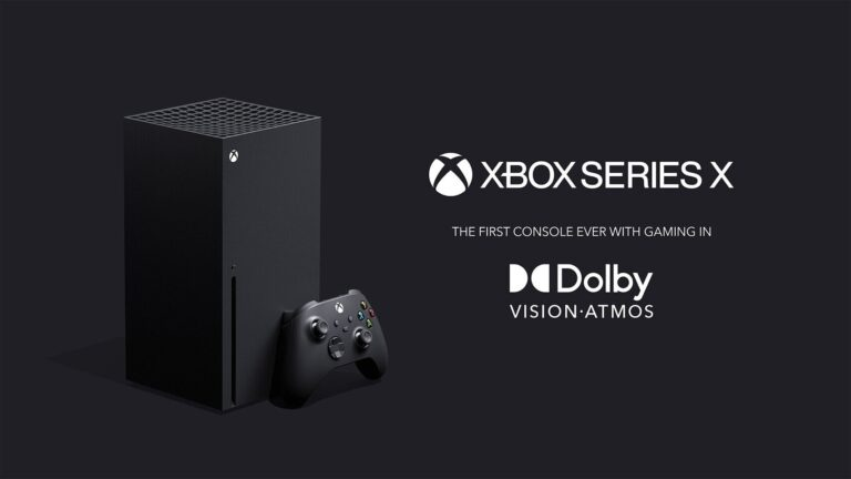 Xbox Series X ve Series S için Dolby Atmos ve Dolby Vision desteği duyuruldu