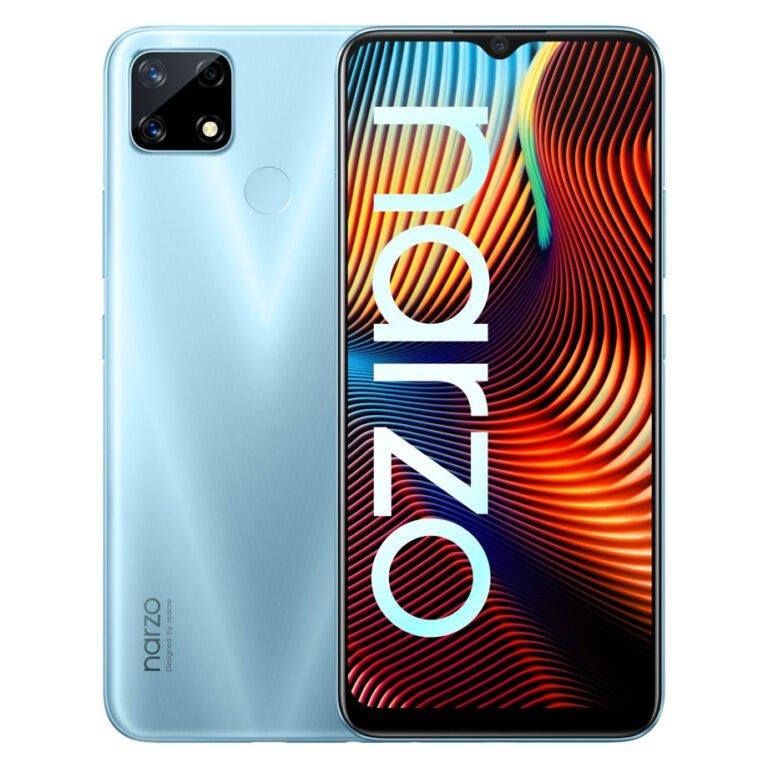 realme Narzo 20 tanıtıldı! Özellikler şahane!