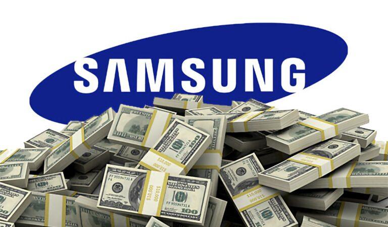 Samsung satış konusunda rekor kırıyor!