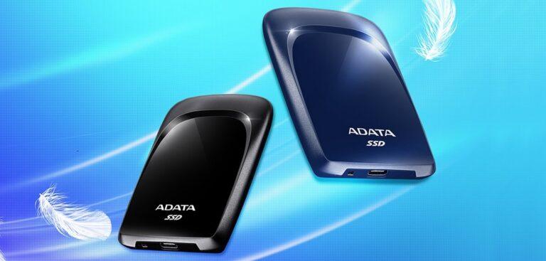 ADATA SC680 harici SSD ile ihtiyacınız olan her şey cebinizde olsun!