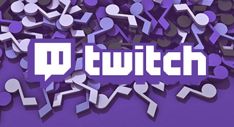 Twitch lisanslı güncel müzik sunacak