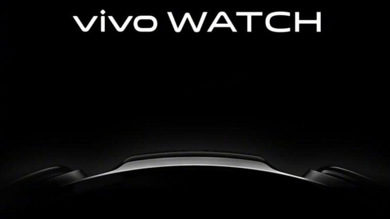 vivo Watch çok yakında tanıtılacak!