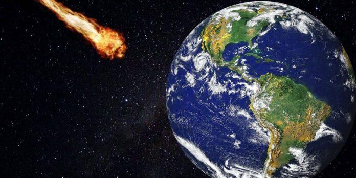 2018vp1 asteroidi
