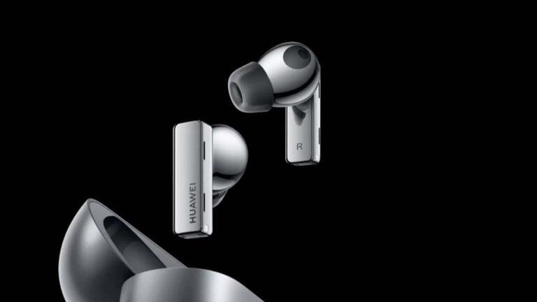 Huawei FreeBuds Pro için sevindiren güncelleme!