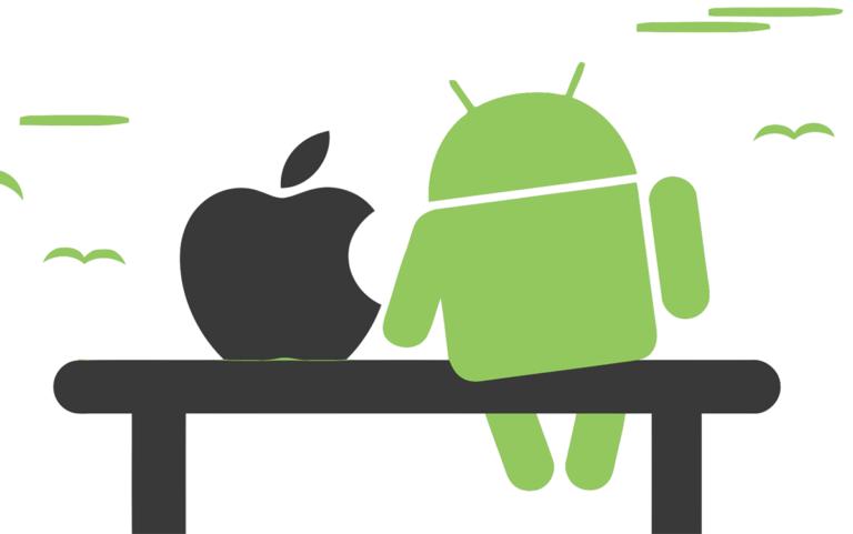 Android ve iOS kıyaslamasında fark yaratacak açıklamalar yapıldı!