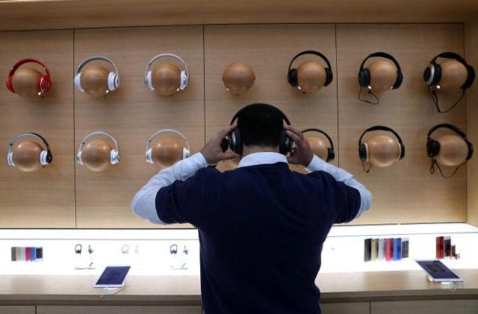 Apple kulaklık