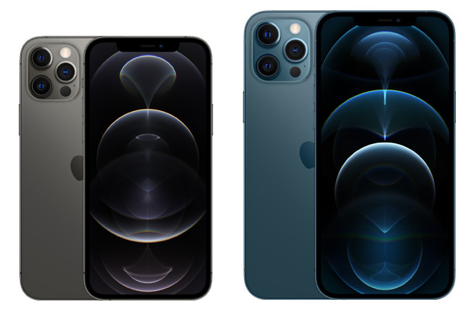 iPhone 12 Pro alanlar