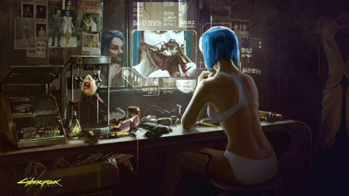 Cyberpunk 2077 çizgi romanı