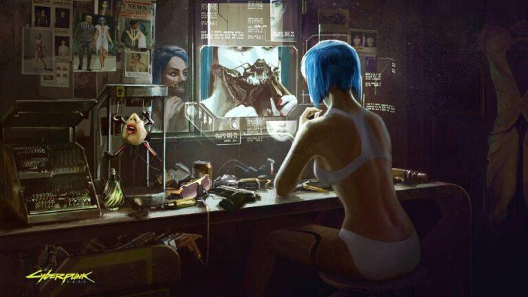 Cyberpunk 2077 çizgi romanı hazır