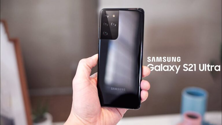 Samsung Galaxy S21 Ultra kamera özellikleri belli oldu!