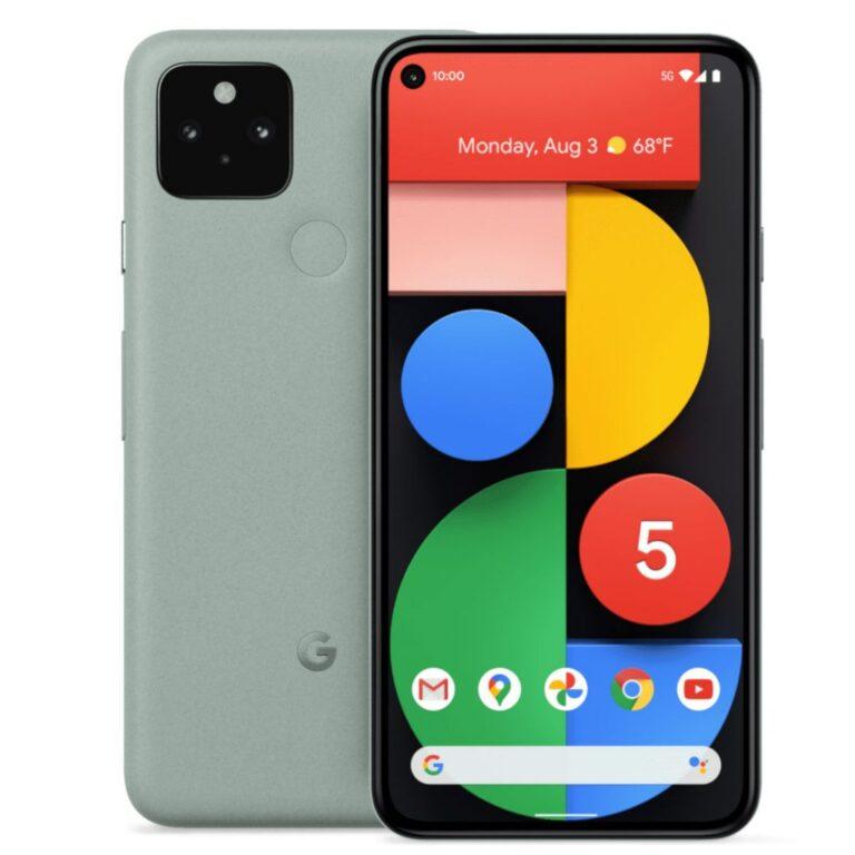 Google Pixel 5 tanıtıldı! İşte özellikleri!