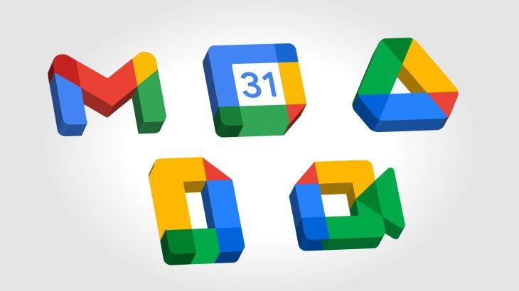 Google çöken hizmetler
