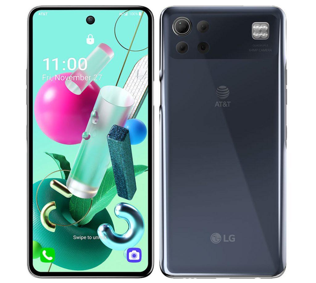 LG K92