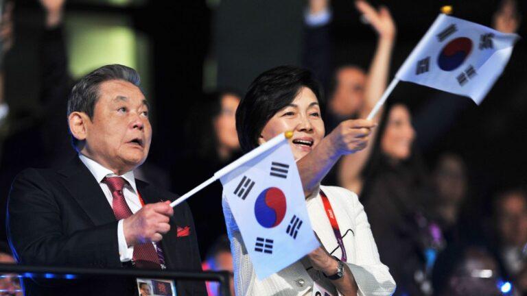 Samsung başkanı Lee Kun-hee vefat etti! Mirası dudak uçuklatıyor!