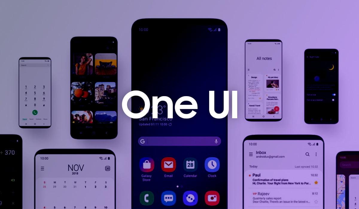 Galaxy S9 için One UI 2.5 arayüz güncellemesi