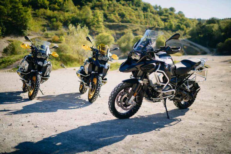 BMW R 1250 GS ve R 1250 GS Adventure 40 Years GS Edition Versiyonlarıyla Türkiye'de