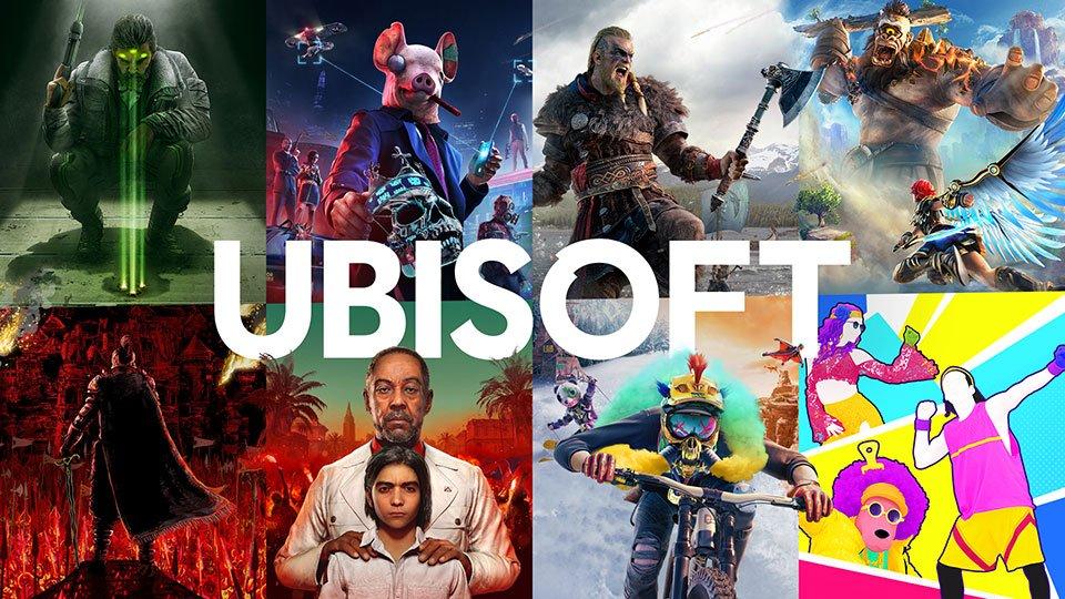Ubisoft oyunları