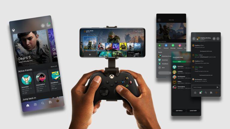 Xbox oyunları iPhone'da oynanabilecek! Güncelleme çıktı!