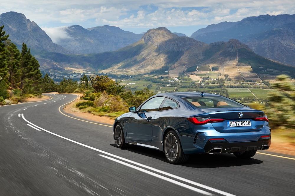 Yeni BMW 4 Serisi Coupé