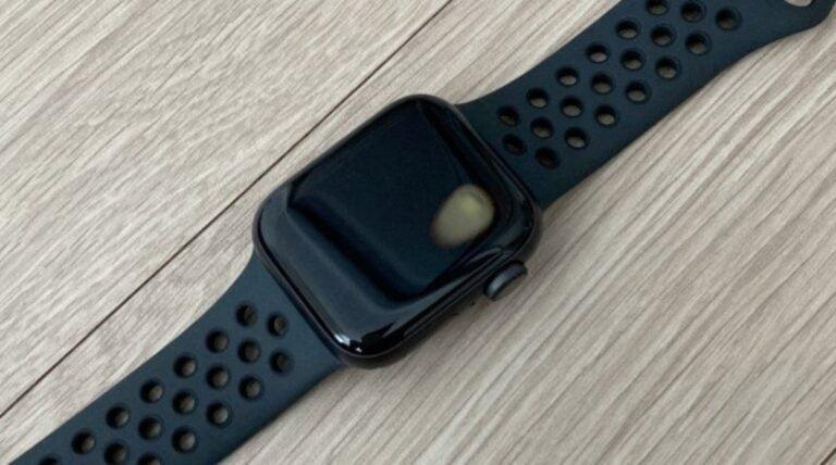 Apple Watch SE ısınma sorunuyla karşı karşıya