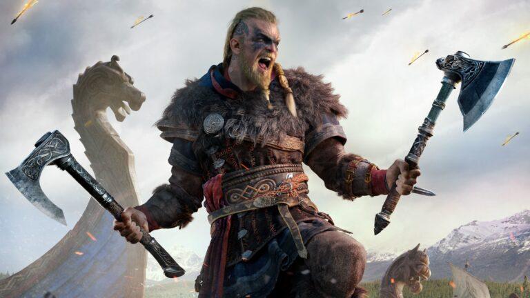 Assassin's Creed Valhalla için 7 dakikalık oyun içi video