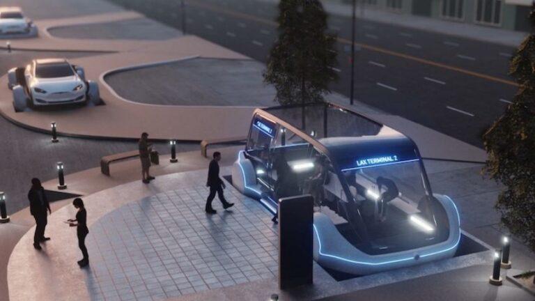 Elon Musk Vegas tüneli işini batırdı