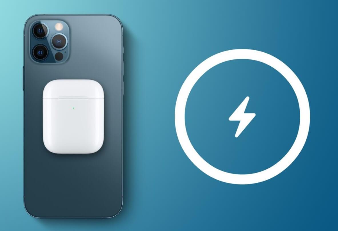 iPhone 12 tersine şarj desteği